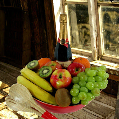 Champagne & Fruit Salad Bowl