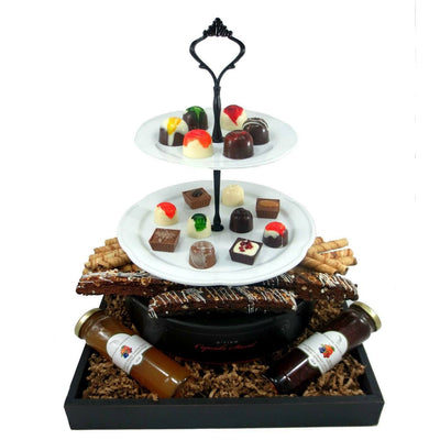 The Chocolate Celebration Gourmet Gift Basket