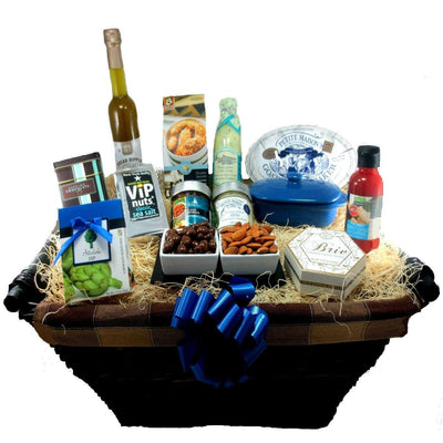 The Goat Cheese Baker Gourmet Gift Basket