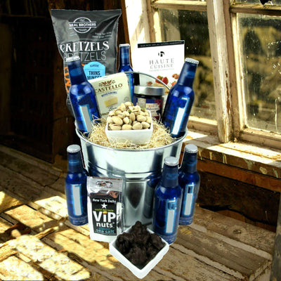 The Platinum Beer Gift Basket