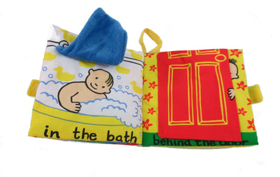 Read with Baby Gift Basket