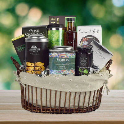 An Afternoon of Delight Gift Basket