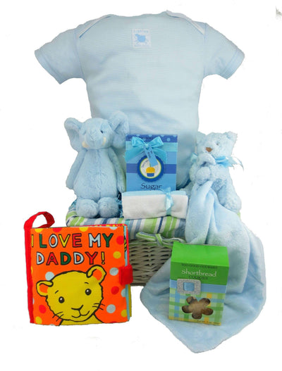 My Snuggly Baby Gift Basket