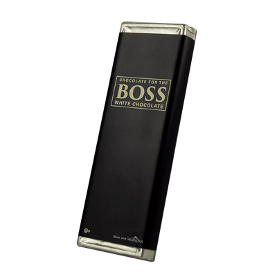 Boss White Chocolate Bar