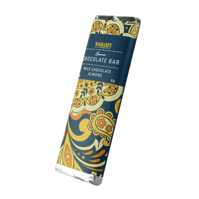 Woodard's Milk Chocolate Almond Bar