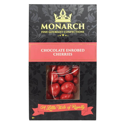 Monarch Chocolate Enrobed Cherries