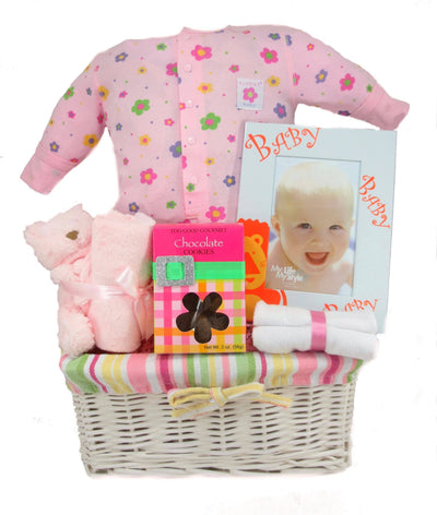 Very Cute Baby Gift Basket