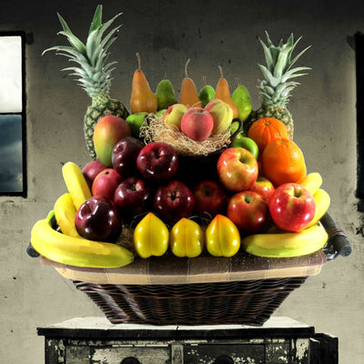 The Abundant Harvest Fruit Basket