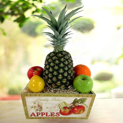 The Pineapple & Apples Box