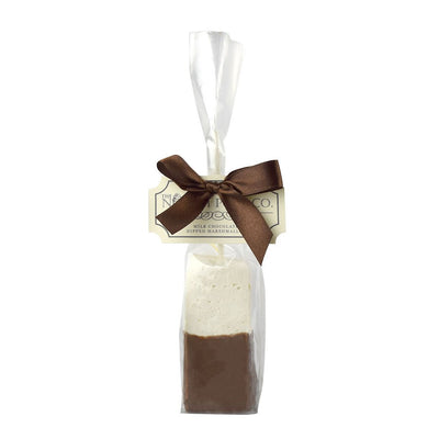 North Pole Co. Chocolate Dipped Marshmallow
