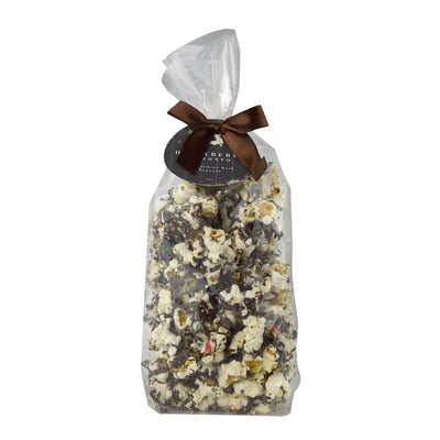 Hollyberry Chocolate Popcorn