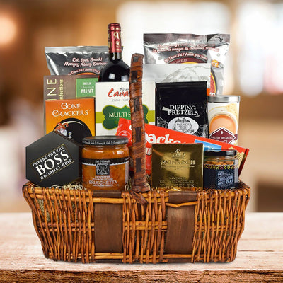 The Entertaining Shop Basket