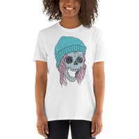 Skully Girl Unisex T-Shirt
