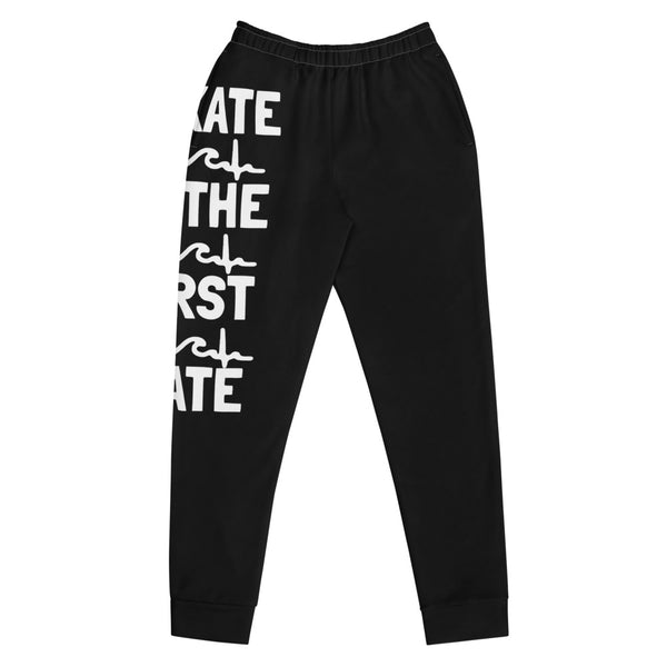 I Skate On The First Date Women's Joggers