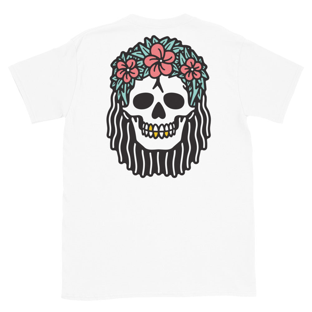 Dia De Los Moana Full Color Unisex T-Shirt