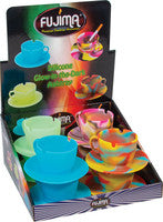 Glow in the Dark cup ashtrays