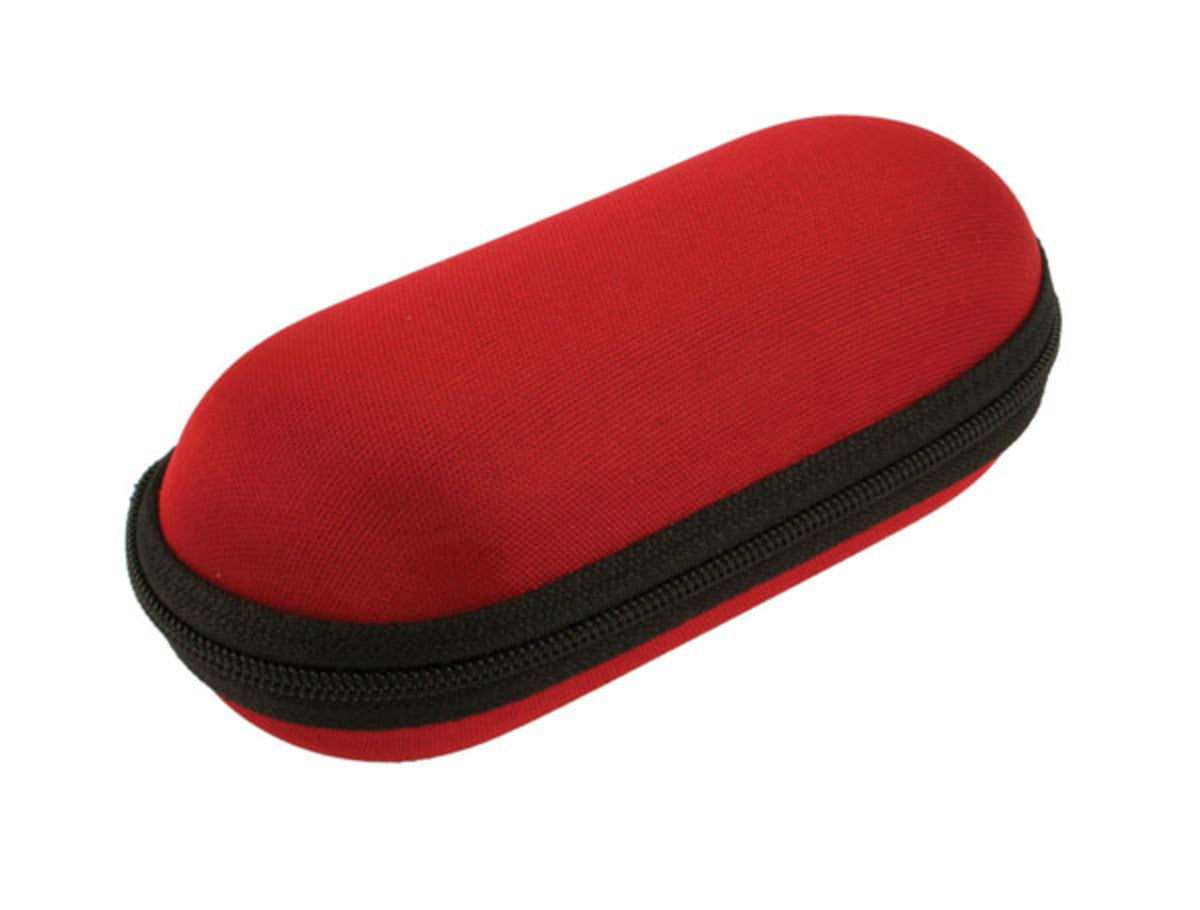 Hard Case Shell Pouch - Colors Vary