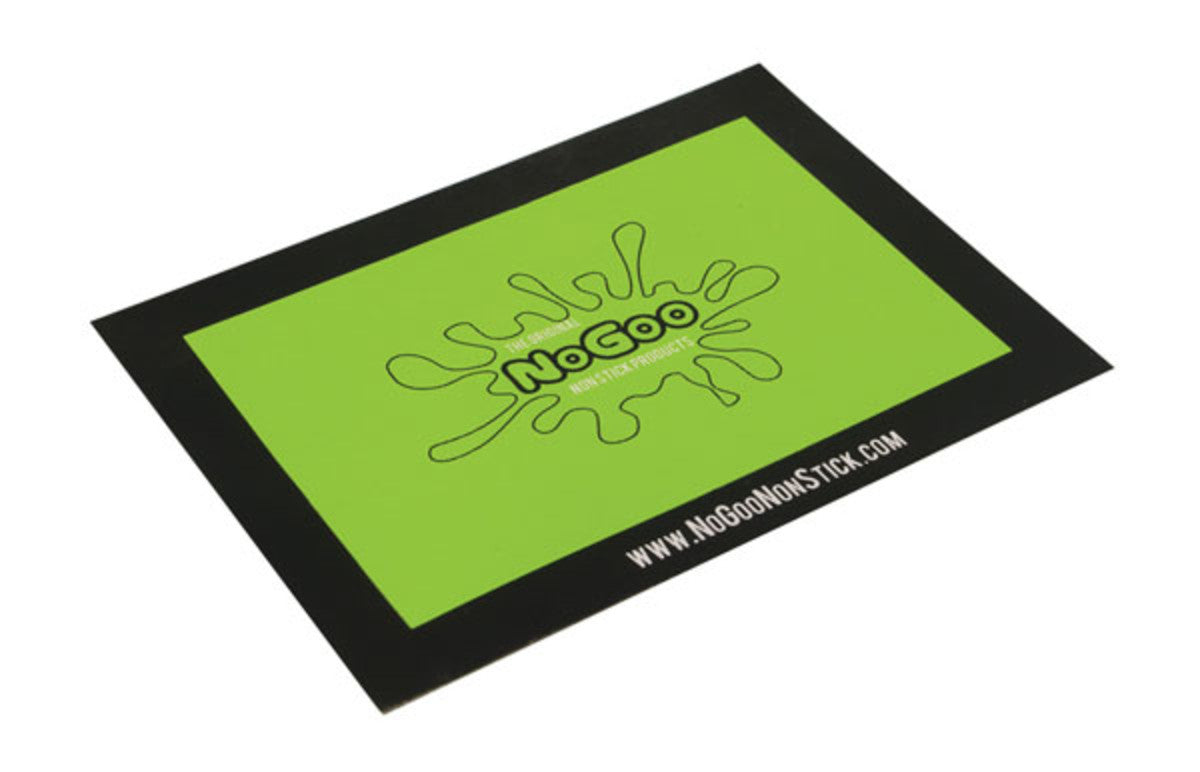 NoGoo 100% Platinum Cured Silicone Mat