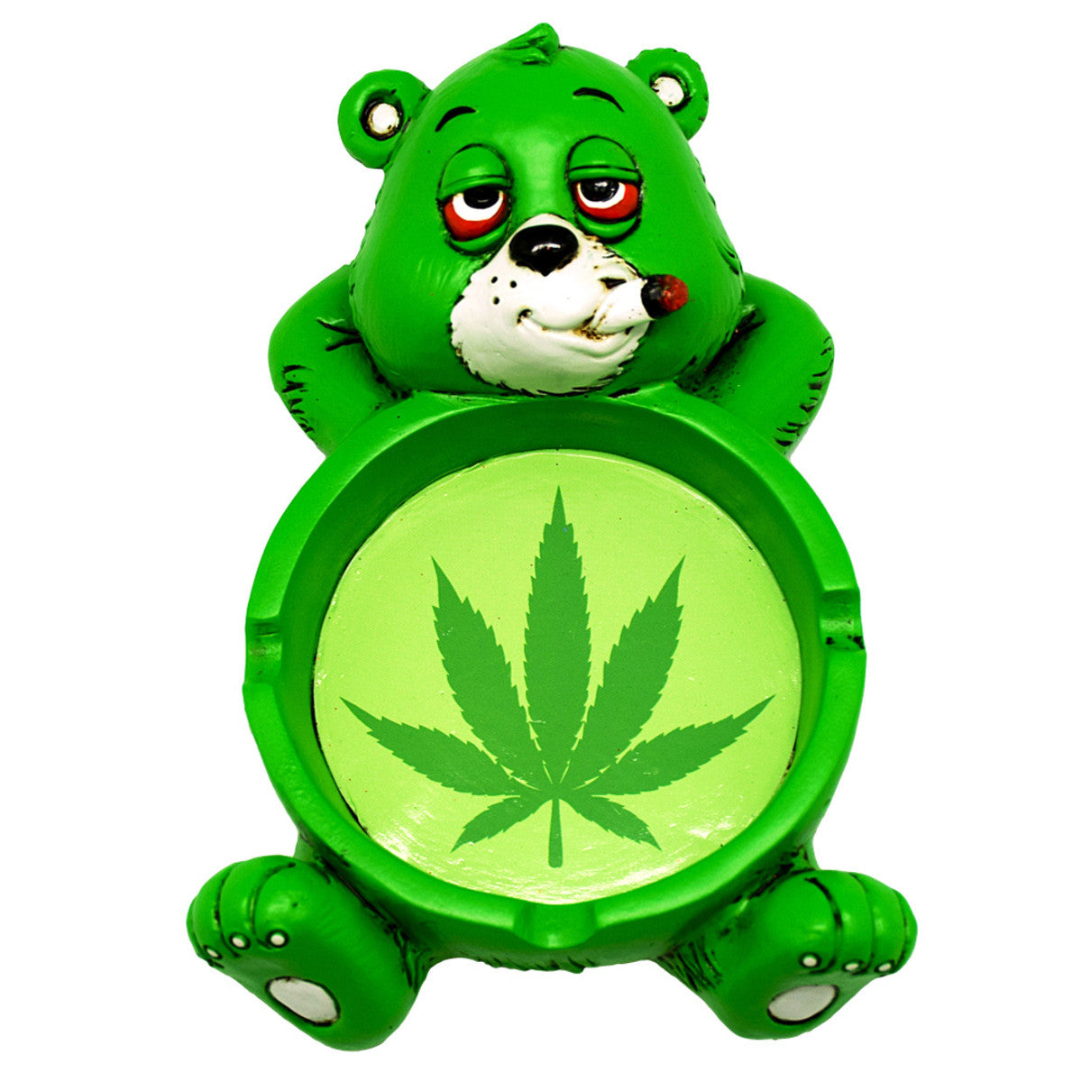 Stoner Bear ashtray