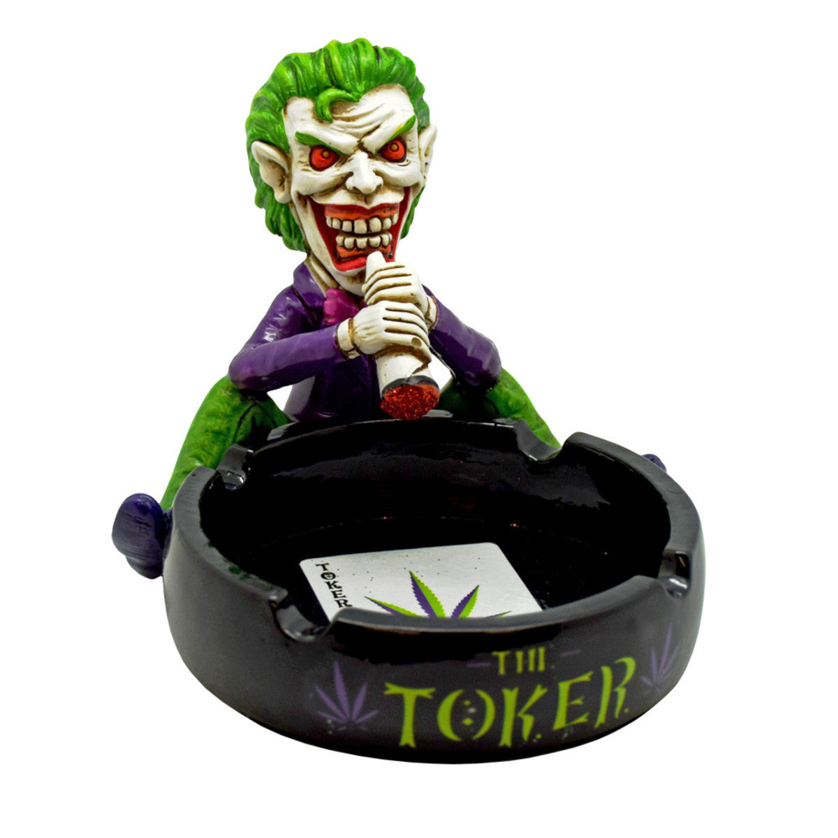 The Toker Clown resin Ashtray - 4x5.3