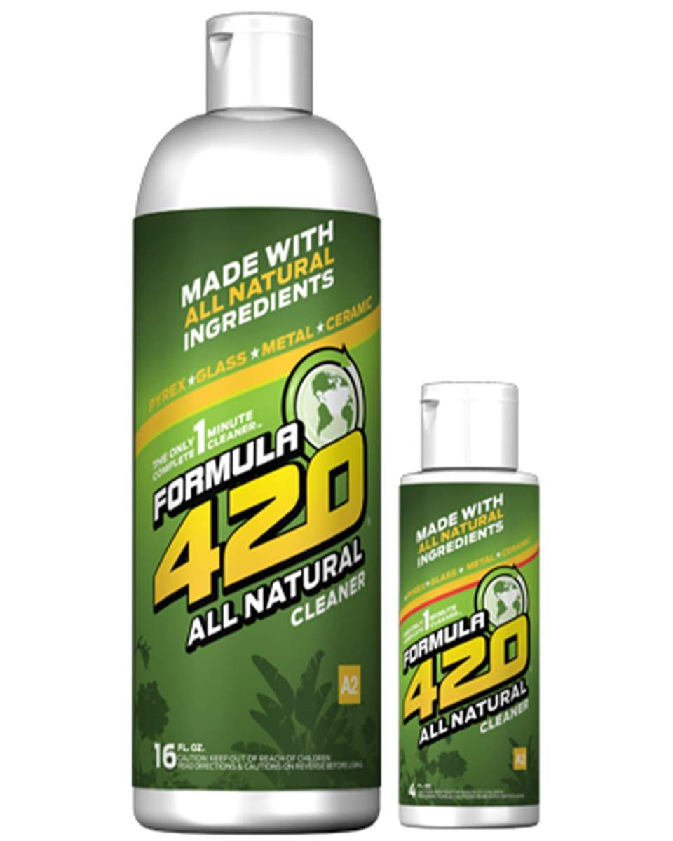 420 NATURAL CLEANER