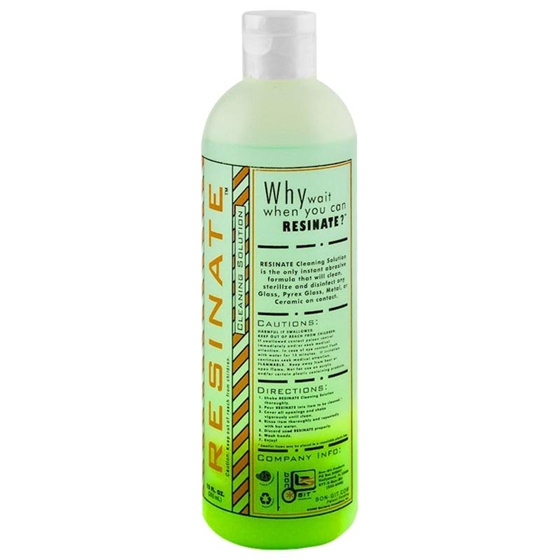 Resinate glass cleaner Green 12oz