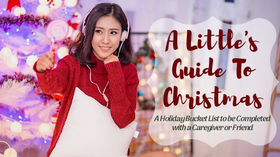 A Little's Guide To Christmas A To Do List Festive Holiday DDLG ABDL Ageplay