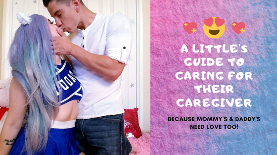 A Little's Guide To Caring For Their Caregiver