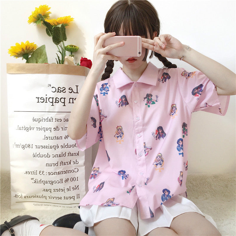 Magical Babe Blouse
