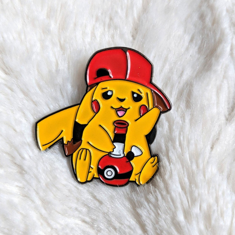 Chronic Pika Pin