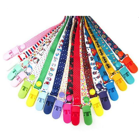 Adult Pacifier Clips