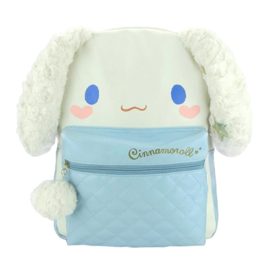 Chic Baby Bun Backpack