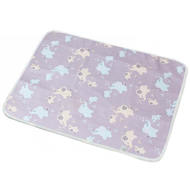 Adult Diaper Change Pads - Tiny Elephants - bear,bears,change mat,change pad,changing