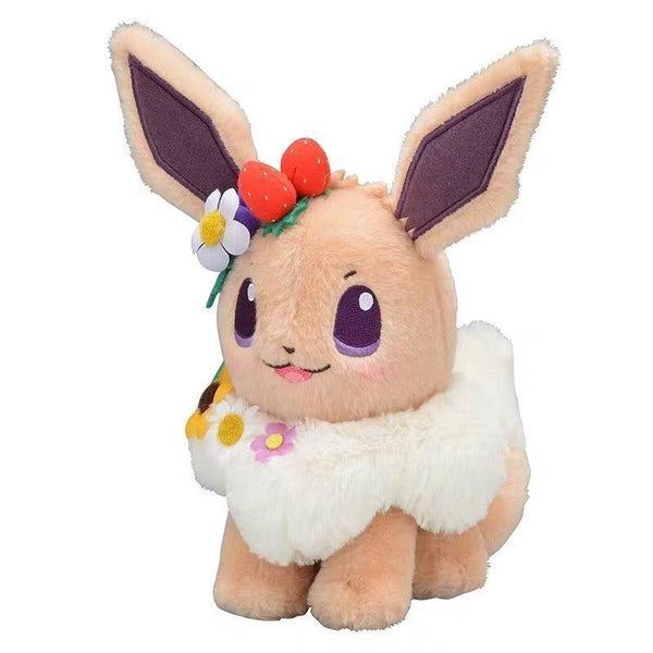 Aloha Pokemon Plushies - plush