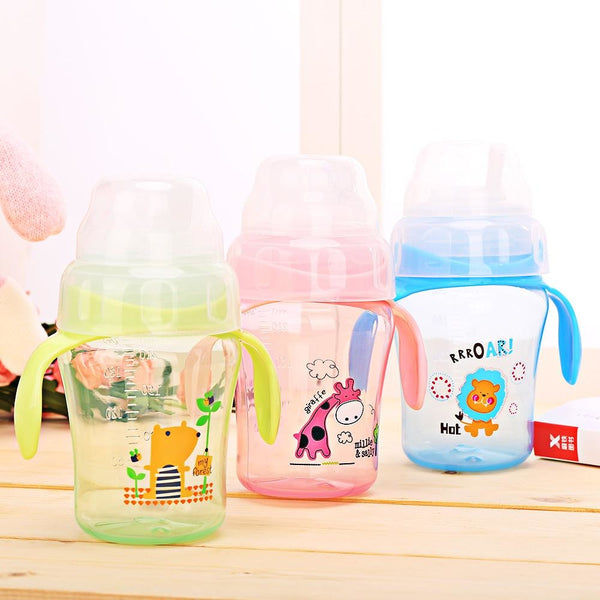 Baby Animal Sippy Cup Juice Water Bottle Drinking Glass ABDL CGL Age Play Adult Baby by DDLG Playground