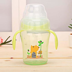 Baby Animal Green Sippy Cup Juice Water Bottle Drinking Glass ABDL CGL Age Play Adult Baby by DDLG Playground