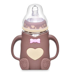 Adult Baby Bottle Brown Bear ABDL Age Play Long Teet Nipple Kinky Fetish CGL by DDLG Playground