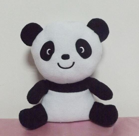 Adult Baby Bottle Holder Panda Bear Stuffed Animal Thermal Bag Buddy ABDL CGL Kink Fetish by DDLG Playground