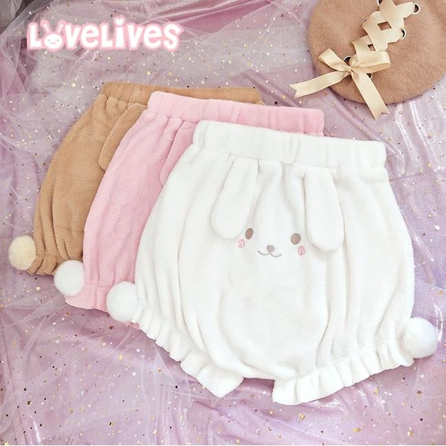 Baby Bun Bloomers - shorts