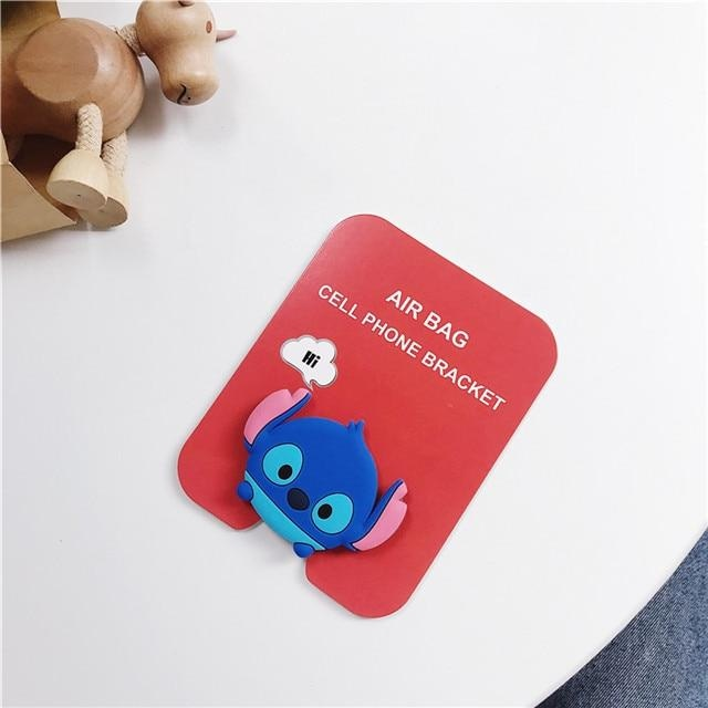 Baby Phone Finger Rings - Stitch - phone ring