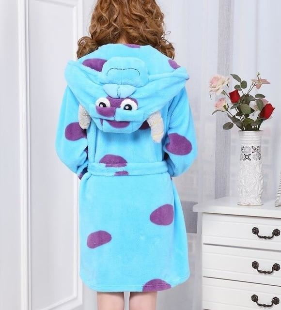 Baby Stitch Bath Robe - Sully / S - Shoes