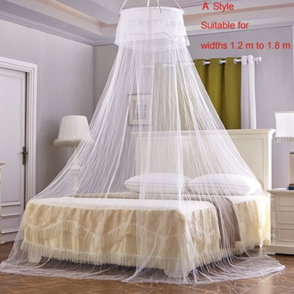 Basic Bed Canopy - White - bedding