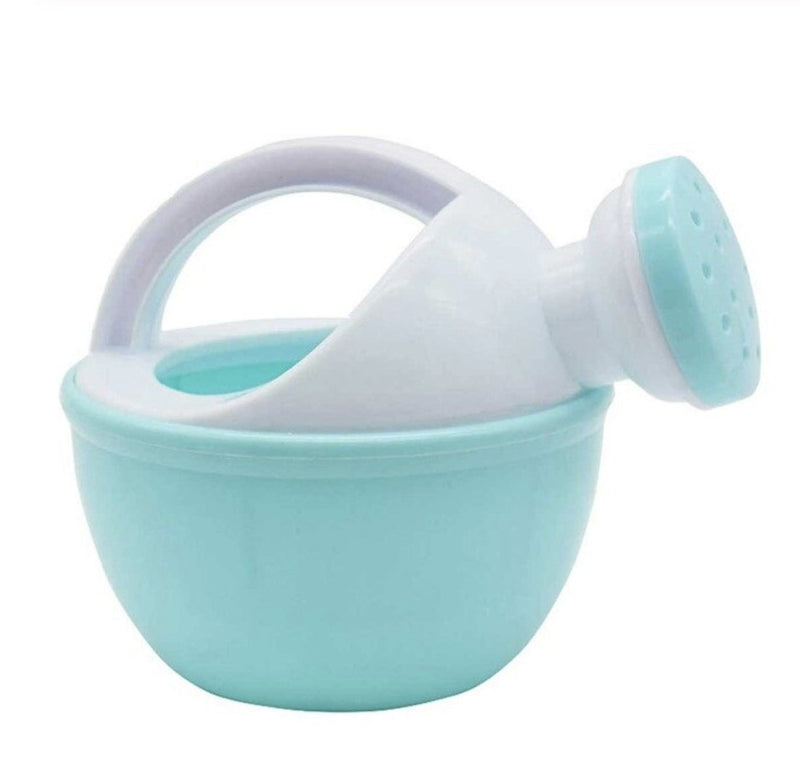Bath Sprinkling Can - Blue / White - toys