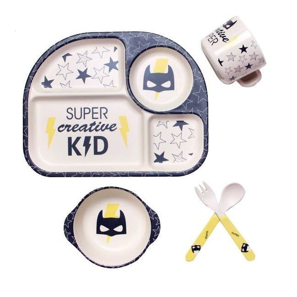 Batman Dinner Set - food