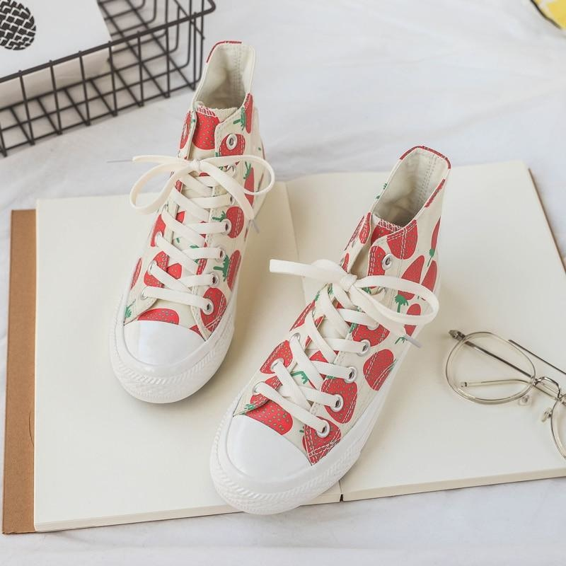 Berry Babe Sneakers - Shoes