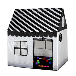 Black & White Play Tent ABDL Ageplay Adult playpen CGL by DDLG Playground