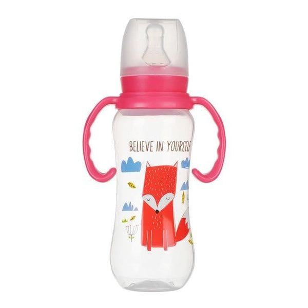Believe In Yourself Bottle - 240ml RedxHandle - abdl,adult baby,adult bottle,baby bottles,baby bunny