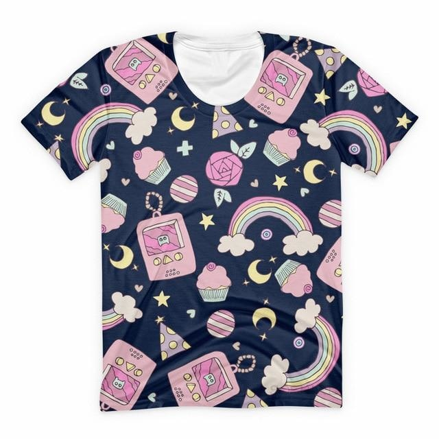 Candy Gamer Tee - Black Gameboy / XXL - shirt