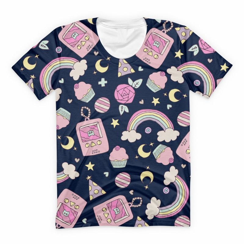 Candy Gamer Tee - shirt