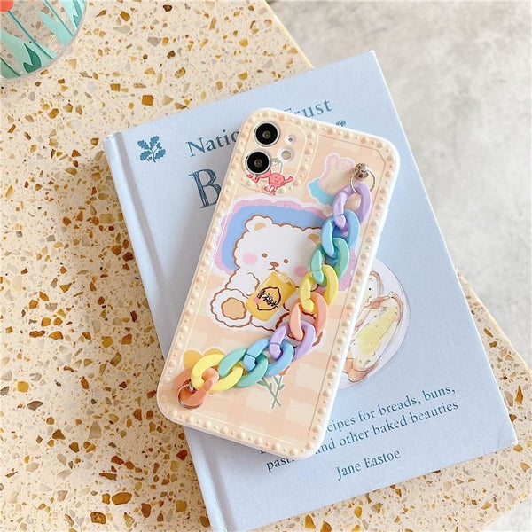 Candycore Bear iPhone Case - fairy kei, iphone, iphone case, cases, iphones